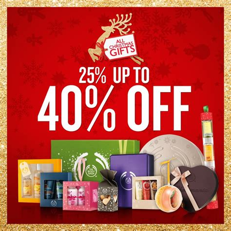 the body shop christmas gifts sale december 2012 manila
