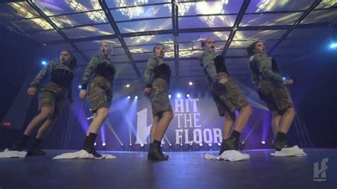 request hit the floor l 233 vis 2017 guest performance