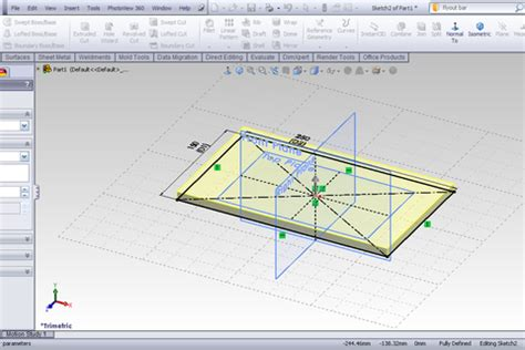 sketch driven pattern solidworks tutorial table driven pattern in solidworks grabcad