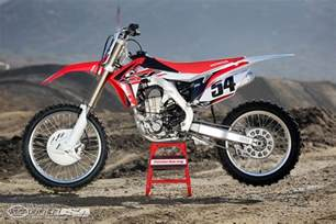 Honda Crf450 2016 Honda Crf450r Ride Motorcycle Usa