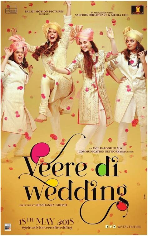 Wedding Posters Make by Veere Di Wedding Poster Kareena Kapoor Khan S