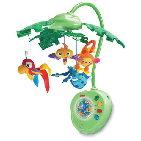 fisher price rainforest peek a boo mobile from fisher