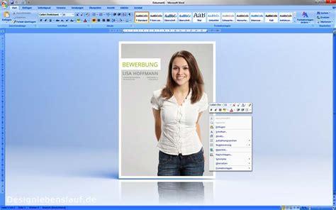 Bewerbung Mappen Design Bewerbung Vorlage Vom Designer F 252 R Word Freie Office Software