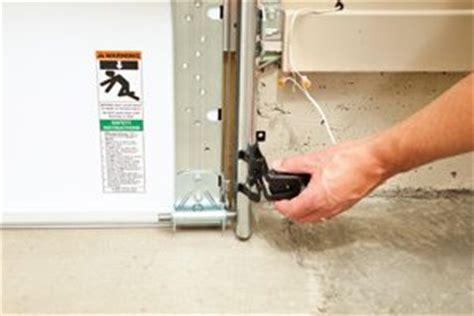 Garage Door Reverses by Is The Time For Garage Door Maintenance
