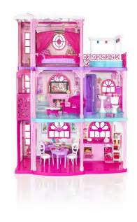 Barbie dream townhouse barbie 3 story dream townhouse for 99 99 reg