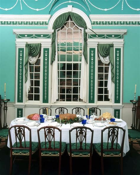 Green Dining Room At The South Kensington Museum 128 Best Images About 18th Century American Homes