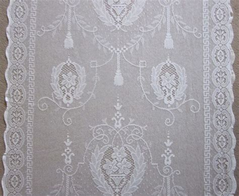 cotton lace fabric for curtains empire madelyn regency style cotton lace curtain paneling