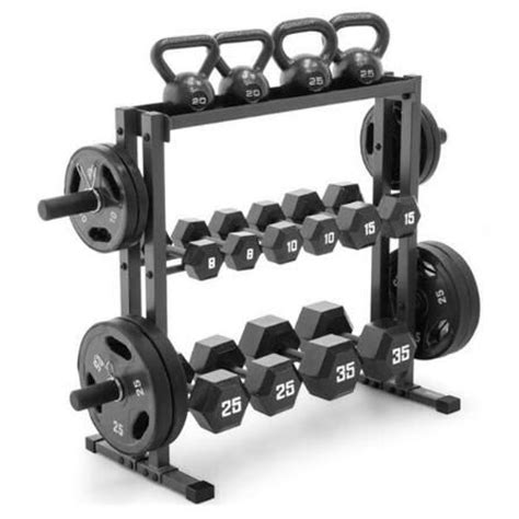 Weight Rack With Weights by 25 Best Ideas About Dumbbell Rack On Diy