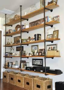 best 25 pipe bookshelf ideas on diy