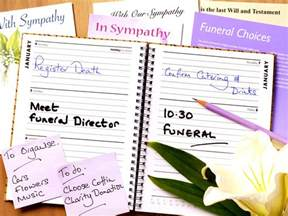 memorial plan funeral home how to plan a funeral or memorial service