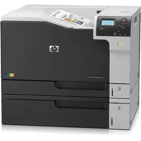 Printer Laser Colour Hp hp color laserjet enterprise m750n laser printer d3l08a bgj b h