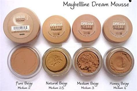 Maybelline Matte Mousse maybelline matte mousse concealer reviews in