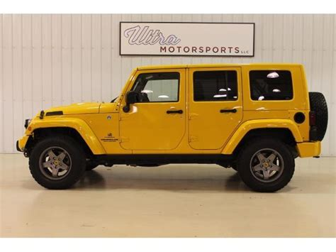 Fort Wayne Jeep 2009 Jeep Wrangler Unlimited X For Sale In Fort Wayne In
