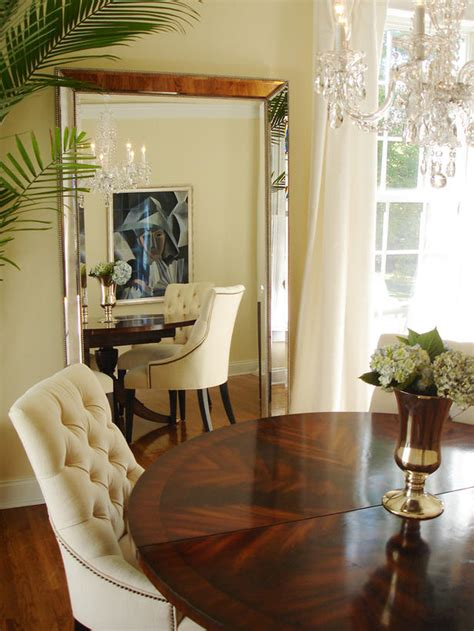 Mirror In The Dining Room by Transform Small Spaces With Hgtv Interior Design Styles