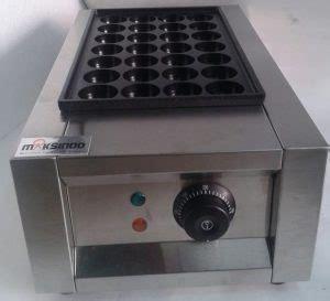Jual Tusukan Beras jual mesin takoyaki listrik 28 lubang di yogyakarta