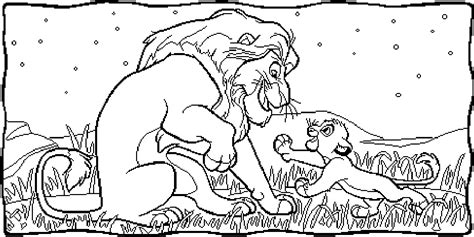 lion king coloring pages free online lion king simba coloring pages free printable for kids to