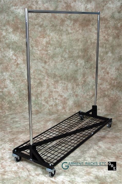 Wardrobe Rolling Rack by 25 Best Ideas About Collapsible Clothes Rack On
