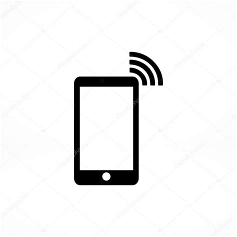 mobil stock zil cep telefon simgesi stok vekt 246 r 169 simva 124298396
