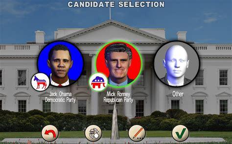 Kaos White House the race for the white house macgamestore