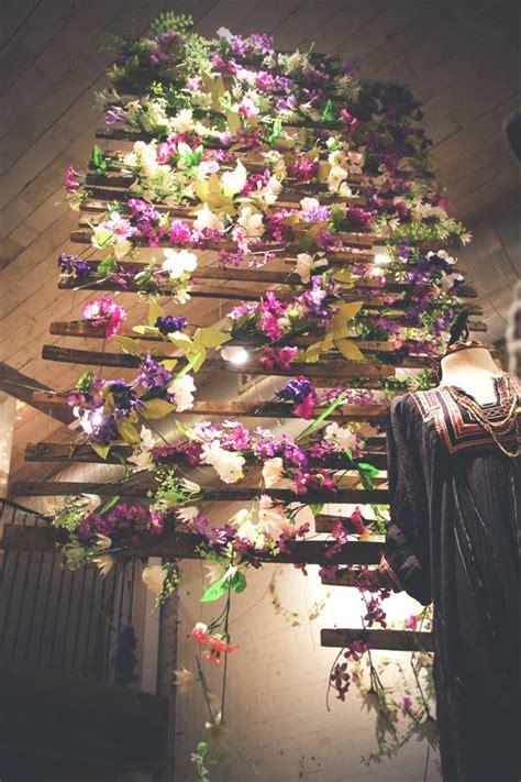 ideas   floral backdrop pretty designs