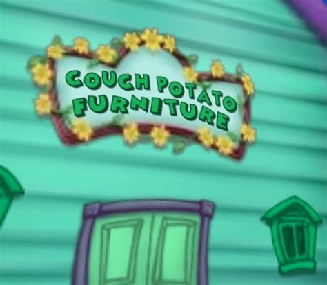 couch potato wiki couch potato furniture toontown wiki