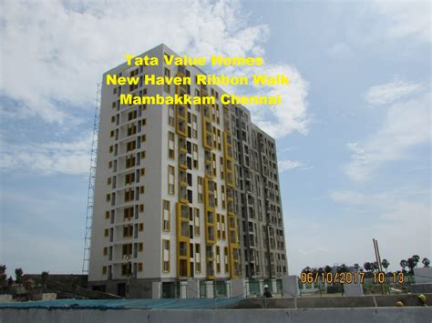 tata value homes new ribbon walk mambakkam chennai