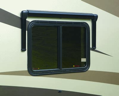 rv window awning motorhome cer trailer rv awnings accessories