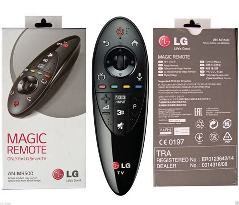 Remot Ori Lg 3d Smart Tv An Mr500 Remot Tv Lg Ori remoto magic motion tv lg smart 3d an mr500