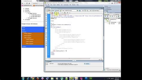 php tutorial youtube new boston php tutorial menu sub menu in php mysql youtube