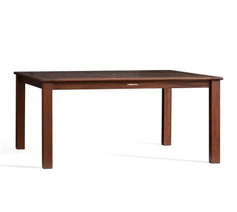 pottery barn dining bench chatham square dining table bench set dark honey