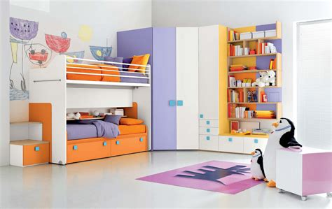 furniture for kids bedrooms creative colorful kids bedroom stylehomes net