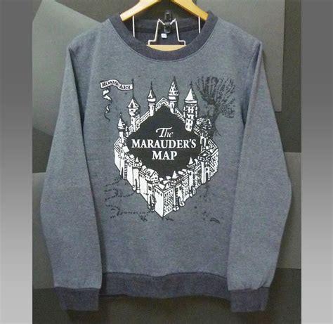 Sweater Jaket Harrypotter sweater harry potter shirt sweatshirt jumper pullover
