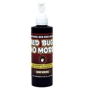 natural bed bug spray bed bugs no more natural bed bug killer no harmful pesticides 8oz pump spray ebay