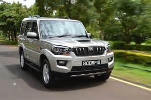 new scorpio car 2014 2014 new model scorpio in punjab autos post