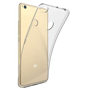 Ultrathin Xiaomi Mi Max 6 44 Softcase Soft Back xiaomi mi max 2 cover silicon clear soft back mofi ultra thin 6 44 quot cover