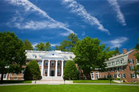 Dartmouth College Tuck Mba by Tuck School Of Business Library Muse