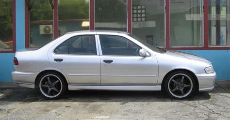 nissan sunny modified 1996 nissan sunny b14 pictures information and specs
