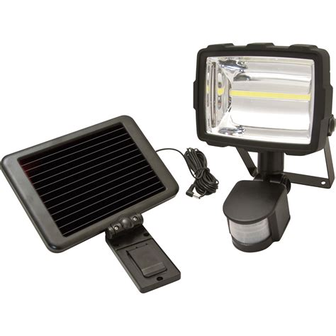 lumens in solar lights durawolf led motion activated solar light 5 watts 1 000