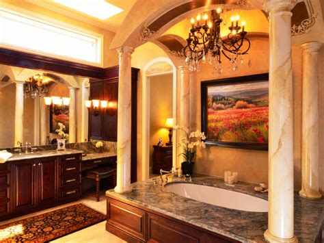 Tuscan Bathroom Ideas by Tuscan D 233 Cor For A Welcoming Ambience The Home
