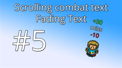 unity tutorial text 5 unity tutorial scrolling combat text fading text