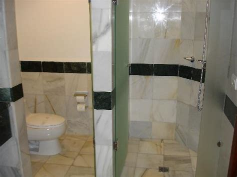 bathroom setup picture of grand bahia principe jamaica