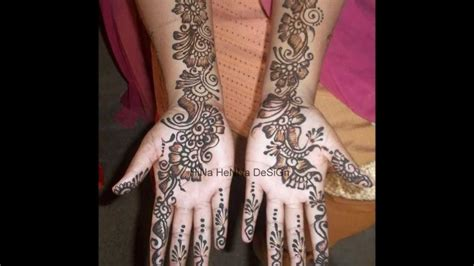 henna design application hina henna design mehendi application in mauritius youtube