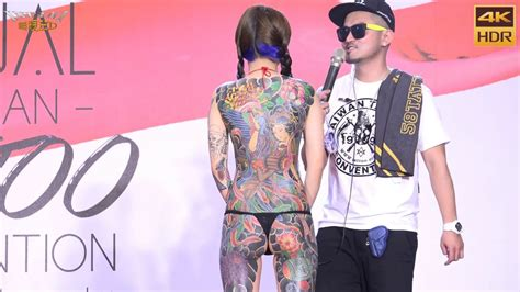 tattoo convention singapore 2016 2016台灣國際紋身藝術展 刺青展 2016 taiwan tattoo convention 刺青精選 4k