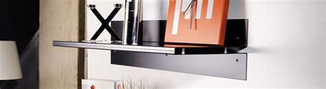 mensole arredo design mensole da parete in metallo vetro o legno per cucina