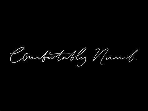 comfortably numb cover comfortably numb by t i p 174 dribbble