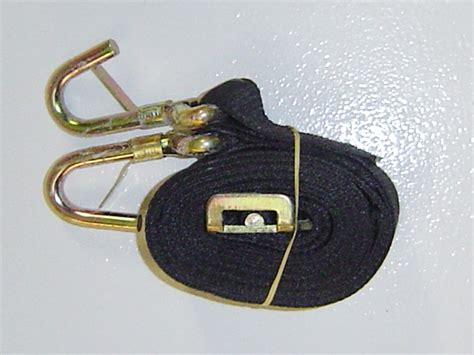 boat trailer quick release 14 x 2 quot gunwale strap boat trailer tie down safety hooks