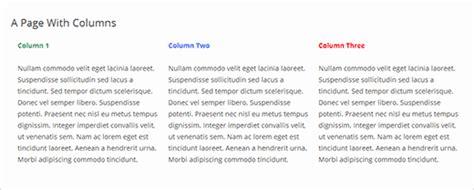 wordpress column layout plugin how to add multi column content in wordpress posts no