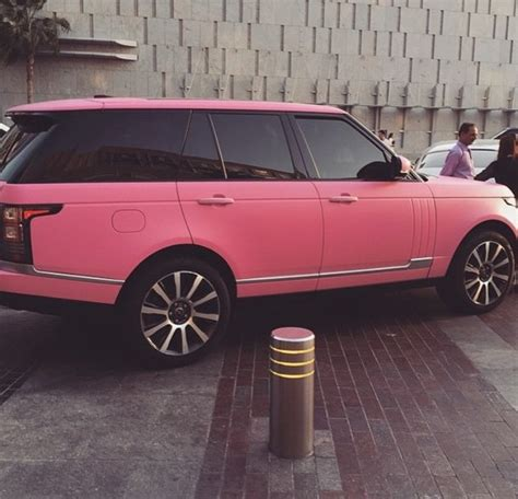 land rover pink matte pink via image 3504982 by rayman on