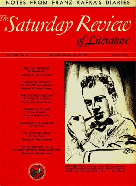 Saturday Review Literature Archives by Magazine Cover Images