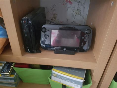 used wii console wii u console for sale in uk 81 used wii u consoles